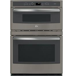 "GE Profile PT7800EKES 30"" Built-In Convection Oven/ Microwav"