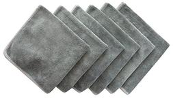 Sinland All-purpose Microfiber Cleaning Cloths Wiping Dustin