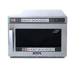 Sharp R-CD1200M - Commercial Microwave Oven, TwinTouch, 1200