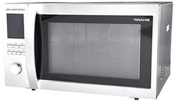 Sharp R-94A0 V 1000W Microwave Oven, 42 L, Silver