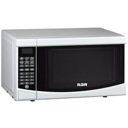 RCA 0.7-cu ft Microwave /Model:RMW733-BLACK /Color: White