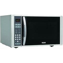 RCA RMW1138 1.1 Cubic Feet Stainless Steel Microwave Oven