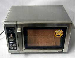 Amana RCS10DSE 1000W Stainless Steel Commcerical Microwave