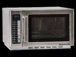 Amana RCS10TS -1000 Watt Commercial Microwave Oven - Stainle