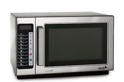 Amana RCS10TS 1000w Commercial Stainless Microwave Oven, Med