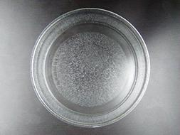"""New Replacement Microwave Oven Cooking Glass Plate 9 5/8"""" 24"""