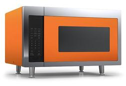 Big Chill Retro Microwave 1.6 cu. ft. 1200 watts Orange