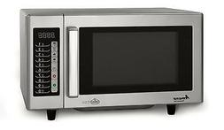 Amana RMS10TS 1000w Commercial Microwave Oven S/s Interior L