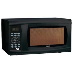 RCA RMW1112 1.1 Cu. Ft. Microwave Oven 1000w LED Display, Bl