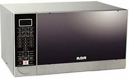 CURTIS RMW1138 Stainless Steel 1.1 Cubic Feet Microwave Oven