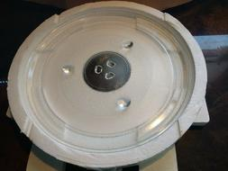Sears / Kenmore Microwave Glass Turntable Tray / Plate 12 3/