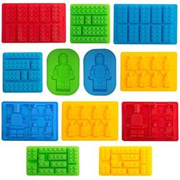 Chocolate Molds Gummy Molds Silicone - Candy Mold and Silico