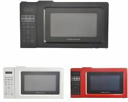 SMALL MINI MICROWAVE OVEN 0.7 Cu.ft Compact Countertop Kitch