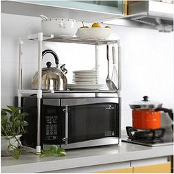 Stainless Steel Adjustable Multifunctional Microwave Oven Sh