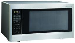 Stainless Steel Microwave Cook Food Auto Defrost ZR651ZS 2.2