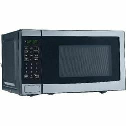 Stainless Steel Microwave Oven, Dorm Room Kitchen Countertop