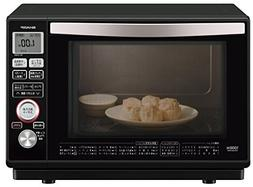 superheated steam oven black re