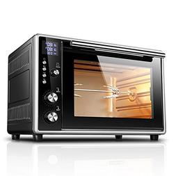 DULPLAY Toaster Oven,Best convection,Mini,40l large capacity