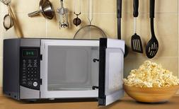Touch Sensor Microwave Push Button Countertop Oven Cook Kitc