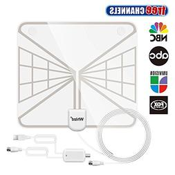 【NEWEST 2018】Whlzd TV Antenna - Indoor HDTV Antenna with