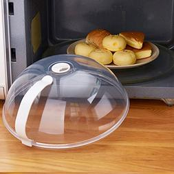 UNIQME Update Microwave Hover Anti-Sputtering Cover Food Spl