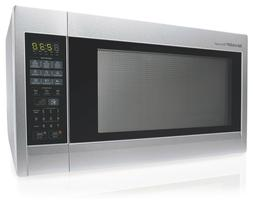 Sharp ZR651ZS 2.2 Cu. Ft. Microwave Oven, Stainless Steel